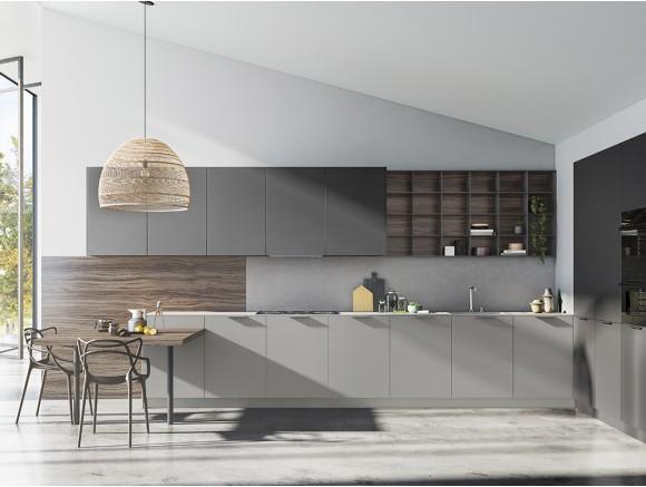 Cocina de diseño Milano