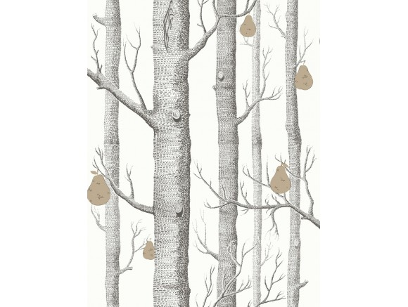 PAPEL PINTADO WOODS AND PEARS COLE & SON