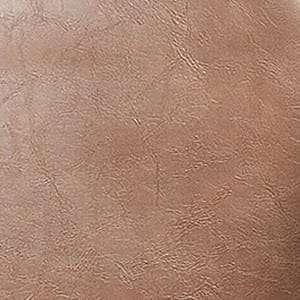 Piel sintética marrón